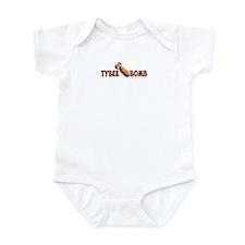 Tybee Island GA - Bomb Design. Infant Bodysuit