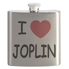 I heart joplin Flask