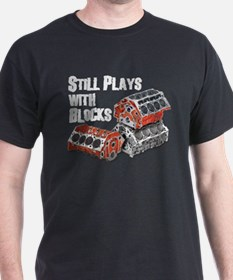 PlaysBlocks-tee BLK T-Shirt