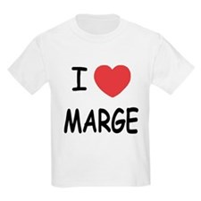 I heart MARGE T-Shirt