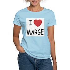 I heart MARGE T-Shirt