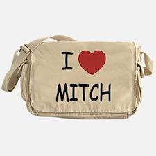 I heart MITCH Messenger Bag