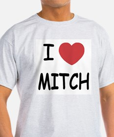 I heart MITCH T-Shirt