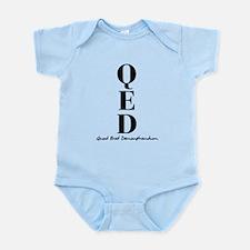 QED Infant Bodysuit