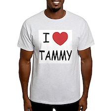 I heart TAMMY T-Shirt