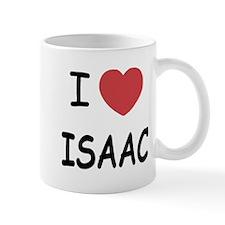 I heart ISAAC Mug