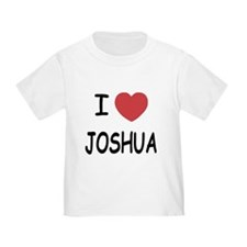 I heart JOSHUA T