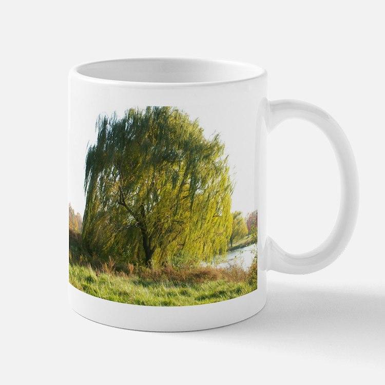 Blowing in the wind Mug