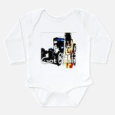Got Salt Long Sleeve Infant Bodysuit