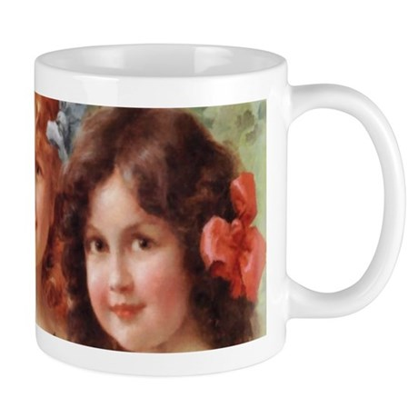 Victorian Angels Mug