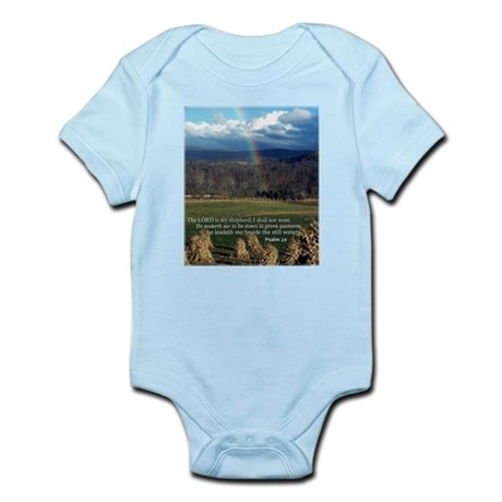 Sunny Day Rainbow Infant Bodysuit