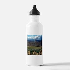 Sunny Day Rainbow Water Bottle