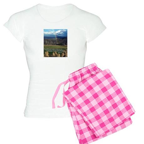 Sunny Day Rainbow Women's Light Pajamas