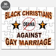 BLACK CHRISTIANS Puzzle