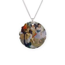 Degas - Class Necklace