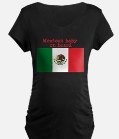 mexican Maternity T-Shirt
