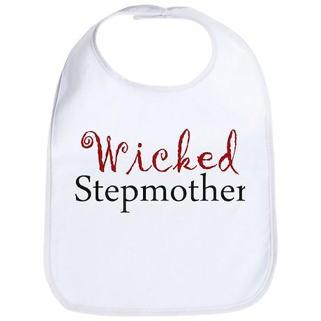 Wicked Stepmother Bib