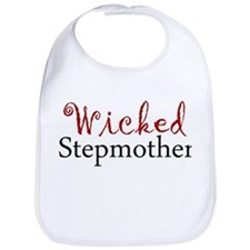 Wicked Stepmother Bib