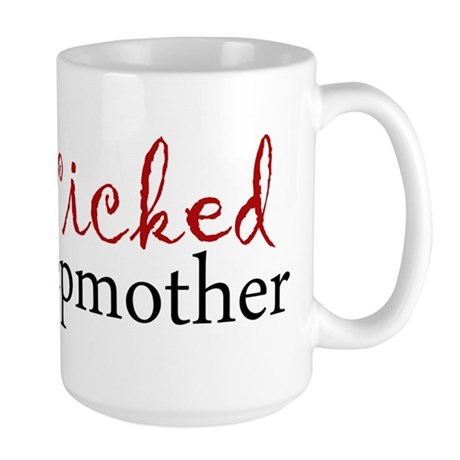 Wicked Stepmother Large Mug