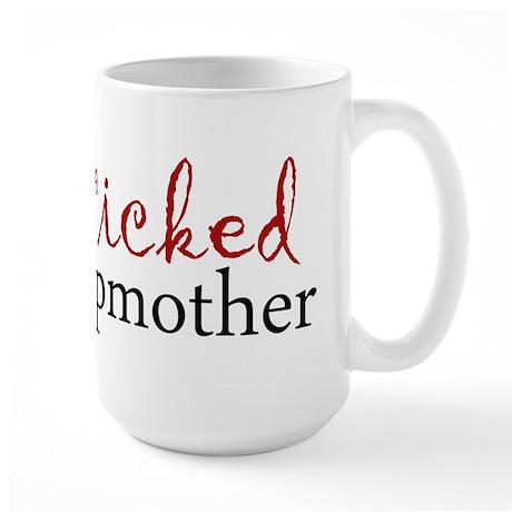 Wicked Stepmother Large Mug