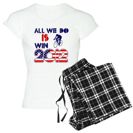 USA Cycling Designs Women's Light Pajamas