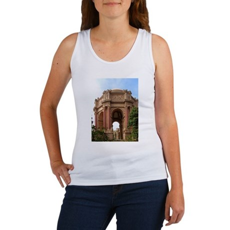 Exploratorium San Francisco Women's Tank Top