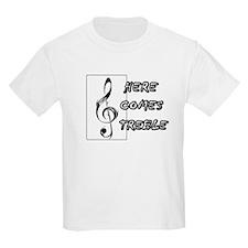 HERE COMES TREBLE- TATTOO 2 T-Shirt