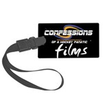 COHF-Films.jpeg Large Luggage Tag