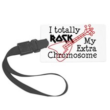 Rockin Chromosome Luggage Tag