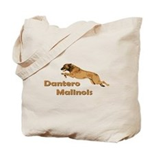 Dantero Malinois Logo Tote Bag