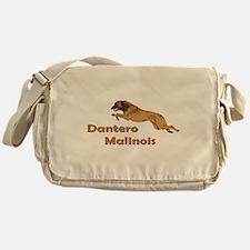 Dantero Malinois Logo Messenger Bag