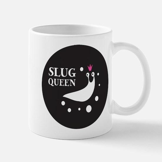 Slug Queen Logo Mug