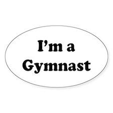 Im a Gymnast Decal