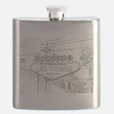 The Sign Flask