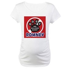 Dogs hate Romney! Shirt
