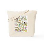 SLUG QUEEN 30th Anniversary Tote Bag