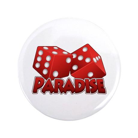 """Paradise 3.5"""" Button"""