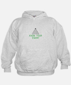 Know Your Enemy 2 Hoodie