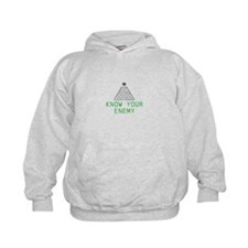 Know Your Enemy 2 Hoody