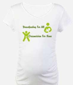 Breastfeeding and Circumcison Shirt