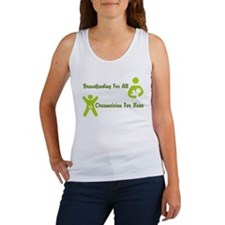 Breastfeeding and Circumcison Women's Tank Top