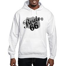 Route 66 Weatherboard Hoodie