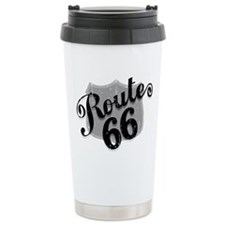 Route 66 Weatherboard Travel Mug