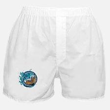 New Hampshire - Hampton Beach Boxer Shorts