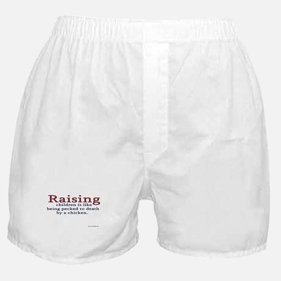 Raising Kids Boxer Shorts