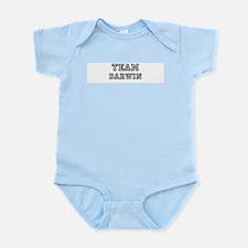 Team Darwin Infant Creeper