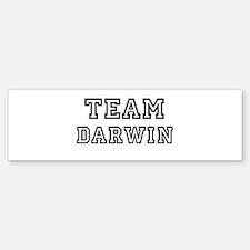 Team Darwin Bumper Bumper Bumper Sticker
