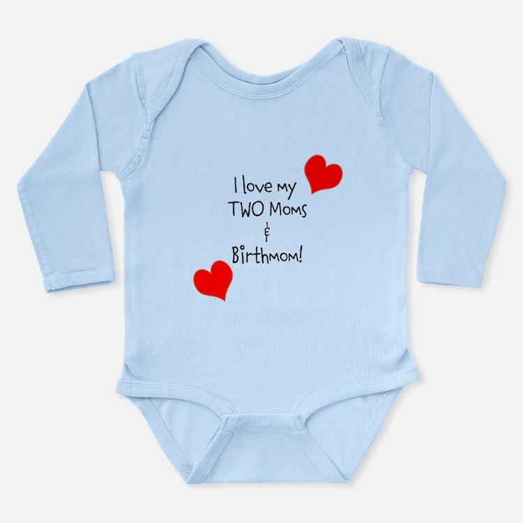 design Long Sleeve Infant Bodysuit