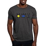 Salento, sole mare e divertimento Dark T-Shirt