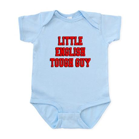 Little English Tough Guy Infant Bodysuit